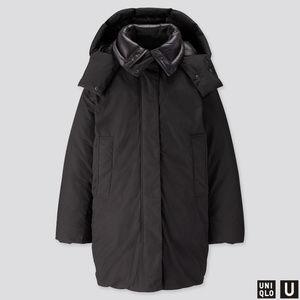 Women's U Padded Oversized Parka Jacket/Coats